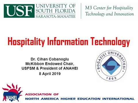 Hospitality Information Systems: A Lecture