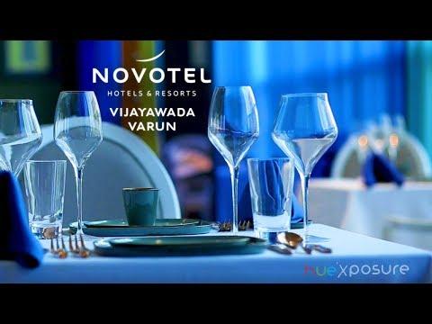 Novotel Vijayawada Varun - Accor Hotels || Famous Hotel || First International 5 Star Hotel