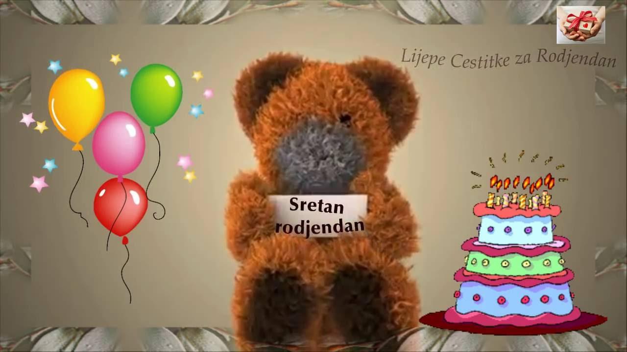 rođendanske čestitke za dječake ○Sretan Rođendan○   YouTube rođendanske čestitke za dječake