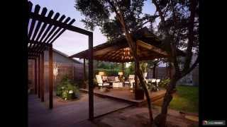 Дизайн двора частного дома 43 идеи(, 2015-02-23T12:50:55.000Z)