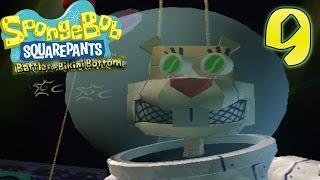 BOSS FIGHT: Robo-Sandy | Spongebob Squarepants: BfBB | Ep. 9