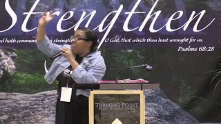 To the Furtherance of the Gospel - Evangelist Taquoya Porter - PAL Camp 2020
