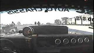 "Street Car Drag Racing 7-second 1/4 Mile ""In-Car"" Video"