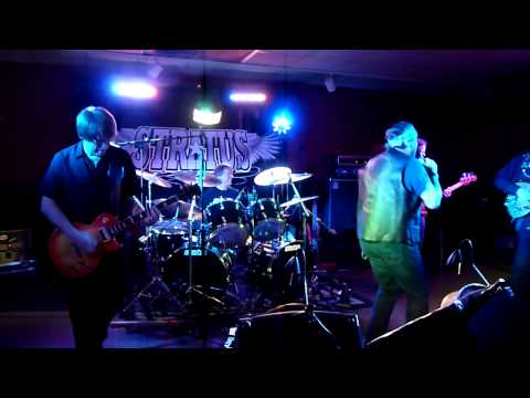 STRATUS-Cry Tuff (original)-HD-Cardinal Bands & Billiards-Wilmington, NC-3/1/14
