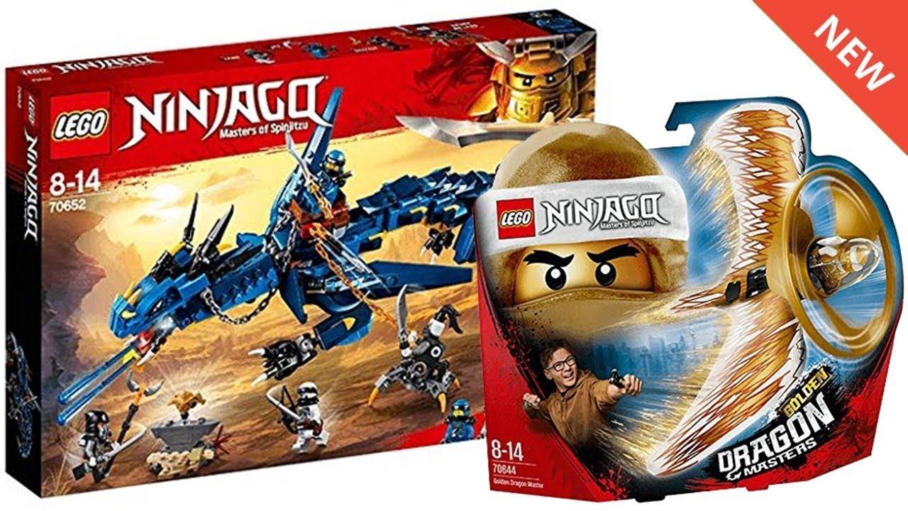 Lego ninjago summer 2018 season 9 sets images youtube - Lego ninjago saison 2 ...