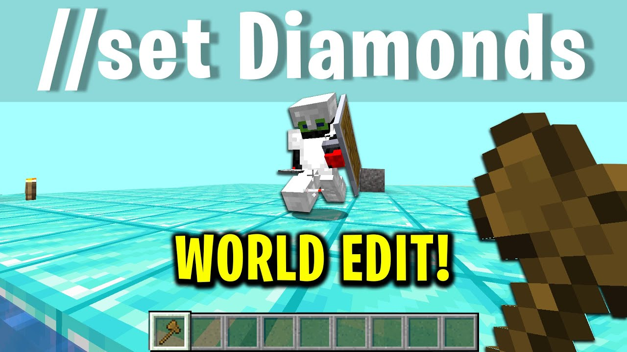 Download Fake hacker trolling minecraft noob with world edit