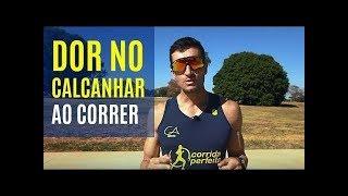 Correr depois pernas no e de distâncias nas longas calcanhar dor