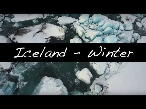 Iceland is AMAZING in winter - 4K