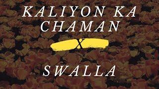 Kaliyon Ka Chaman X Swalla | Dance Mix | Dhruv Kumar