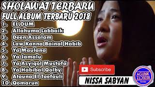 [56.58 MB] Mp3 NISSA SABYAN EL OUM FULL ALBUM TERBARU 2018-2019
