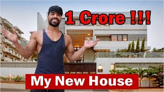 My New House - Rs. 1 Crore | Rohit Khatri Fitness
