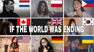Who Sang It Better : If The World Was Ending (us,uk,canada,germany,philippines, )