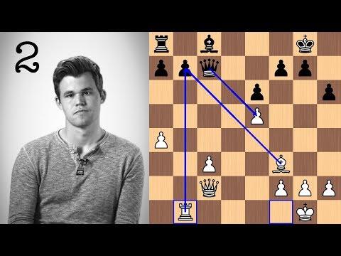 Magnus Carlsen vs Fabiano Caruana | 2018 World Chess Championship | Game 2