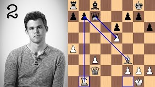 Magnus Carlsen vs Fabiano Caruana | Game 2 - 2018 World Chess Championship