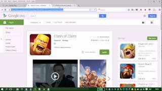Cara download aplikasi game android playstore lewat laptop dan pc