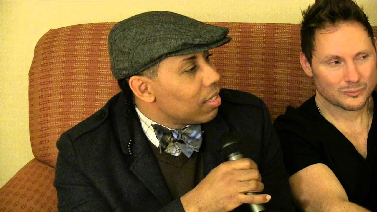 Interview with Color Me Badd - YouTube