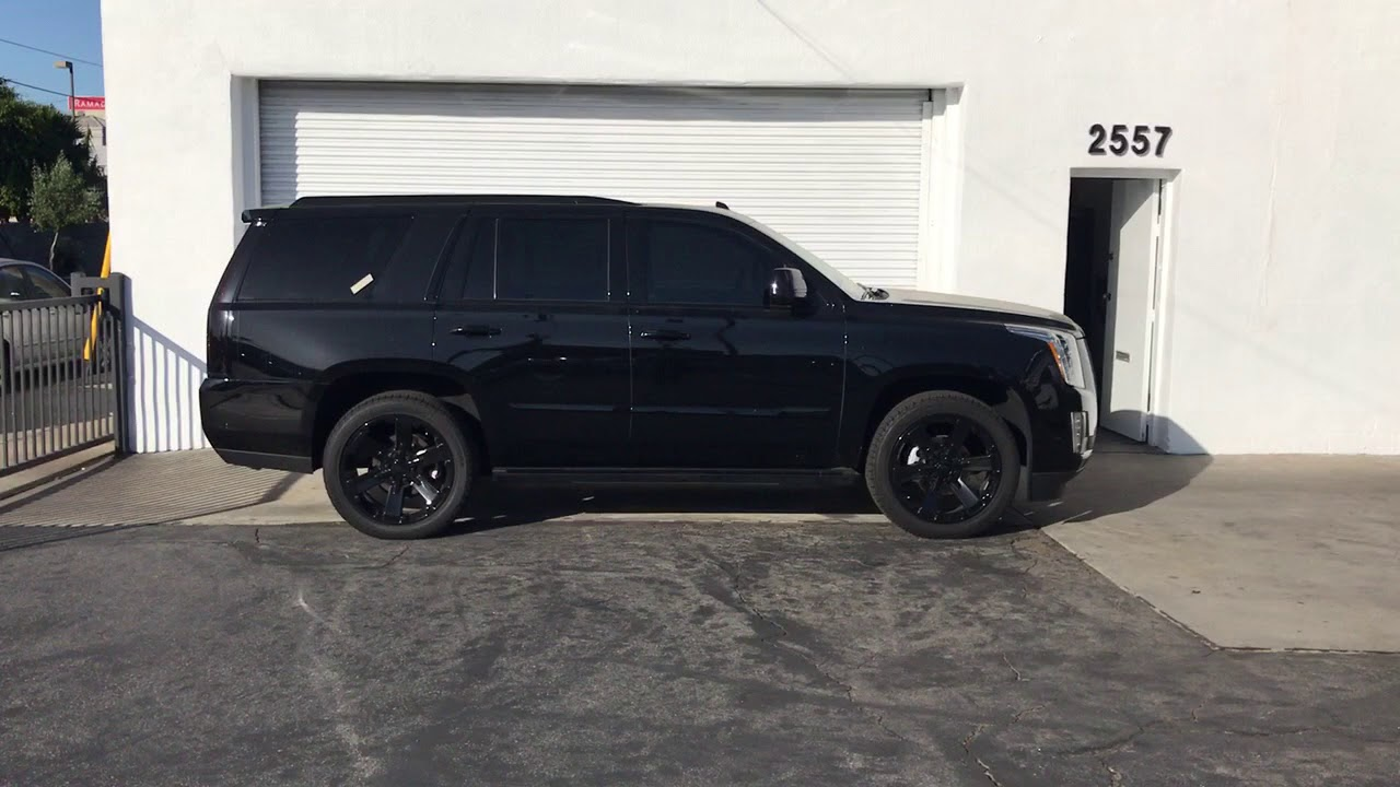 2018 Escalade Maxrrac Rear Suspension Leveling 2 Kit Los