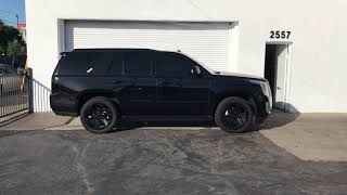 """2018 Escalade Maxrrac Rear suspension Leveling 2"""" kit Los Angeles Lowered"""