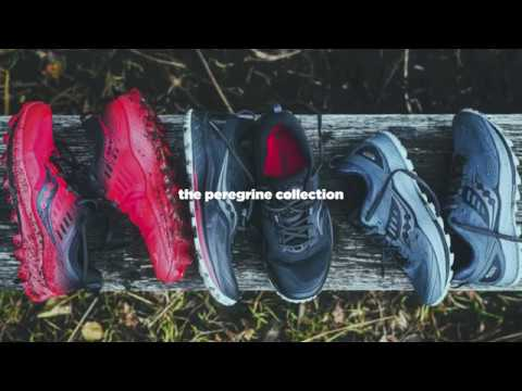 Saucony Peregrine Collection Spring 2020