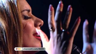Stand up to Cancer - Leona Lewis - Fingerprints  - 19th October 2012