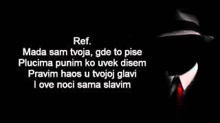 DJ Mladja & Sha feat. Mia Borisavljevic - Bumerang - Tekst (Lyrics)