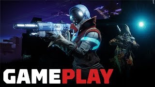 Destiny 2's Haunted Forest Gameplay - Festival of the Lost