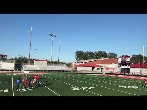 Camden Jordan MCHS 45 yard field goal