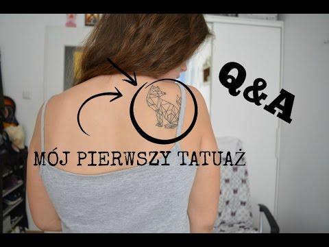 Tatuaż W Wieku 17 Lat Qa