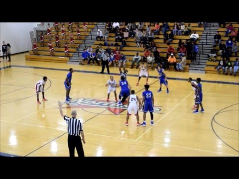 Columbus vs Northside Boys Basketball Columbus, GA 2016 Part 1