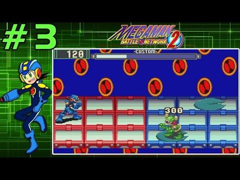 Mega Man Battle Network 2 - Part 3: ToadMan Croaks & B License Get