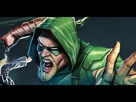 1. The Green Arrow ( Fanfilm )