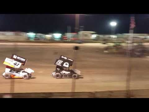 Lemoore Raceway Restricted Main Event 10/27/17
