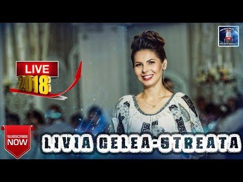 LIVIA CELEA STREATA - MUZICA LIVE 2018 DE CHEF SI VOIE BUNA PENTRU TOTI ROMANII PETRECARETI