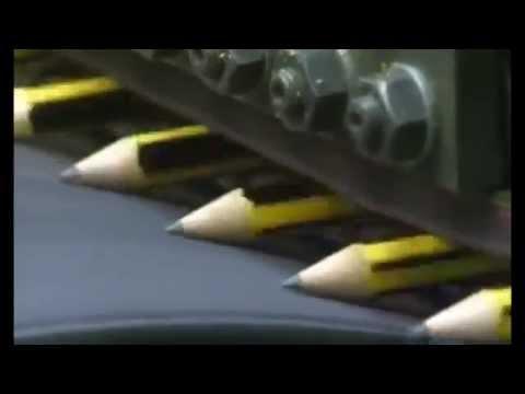 فيديو: هل سألت نفسك كيف تصنع اقلام الرصاص