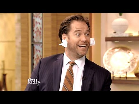 Michael Weatherly Chats Family & Why He's Leaving NCIS Kelly