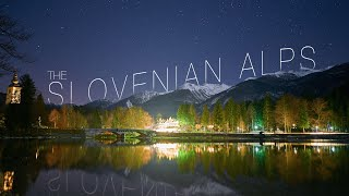 THE SLOVENIAN ALPS - Europe's best hidden secret - 4K ultra HD