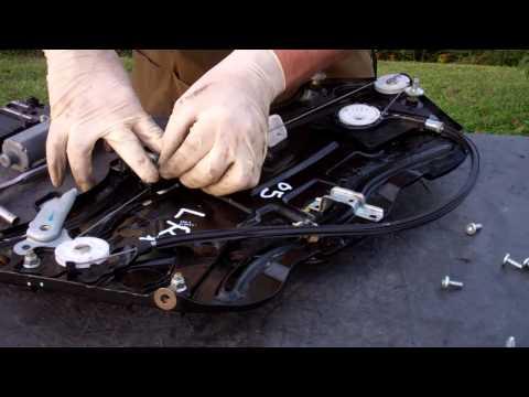 New Beetle Convertible rear window repair kit