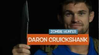 """How to Kill Zombies with Daron Cruickshank"" - Teaser #2"