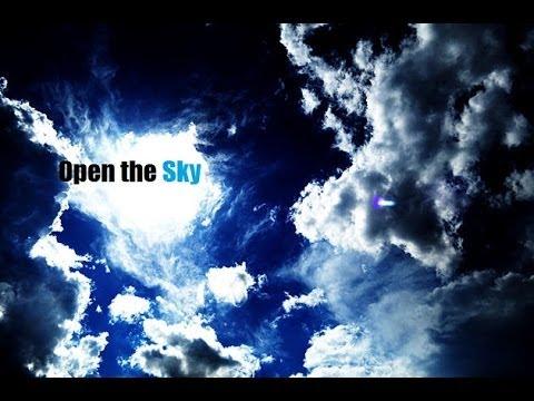 JPCC Worship / True Worshippers - Open the Sky (Lyrics)