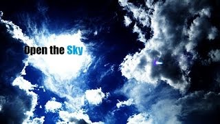 JPCC Worship / True Worshippers - Open the Sky (Lyrics)
