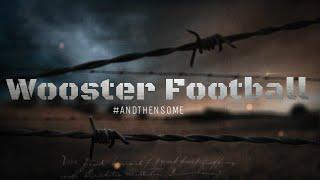 WOOSTER FOOTBALL TRAINING HIGHLIGHTS 3-13-2018