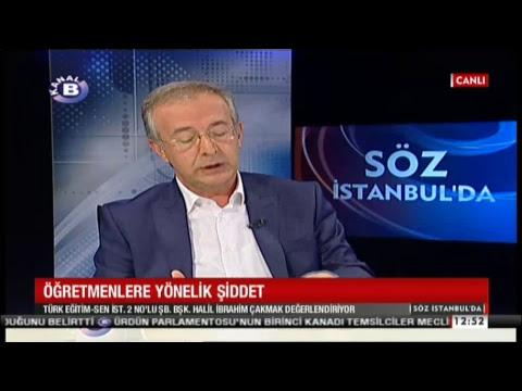 SÖZLEŞMELİ ÖĞRETMENLİK - Söz İstanbulda  Canlı Yayını / KANAL B_BETÜL GÜNAYDI - H.İBRAHİM ÇAKMAK