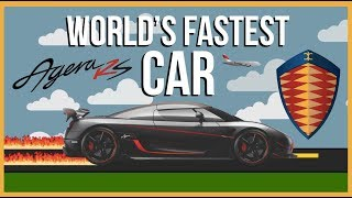 Engineering the World's Fastest Car: Koenigsegg Agera RS