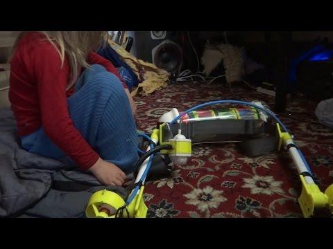 FishingROV #82 DIY Diver propultion -Making