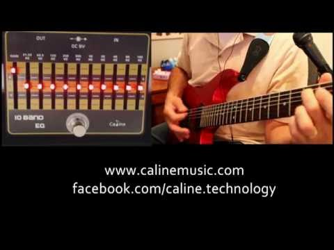 Caline 10 Band Graphic EQ Review