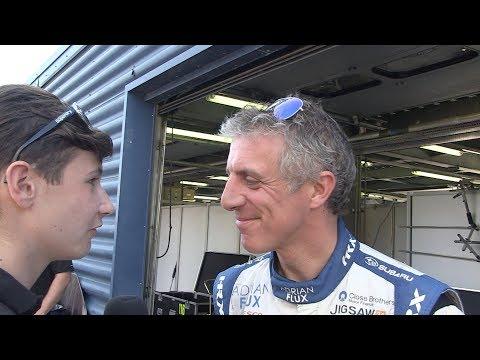 JASON PLATO - RACE 2 -  BTCC ROCKINGHAM 2017