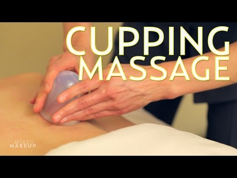 Cupping Massage Treatment at the Four Seasons Los Angeles | The SASS with Sharzad and Susan