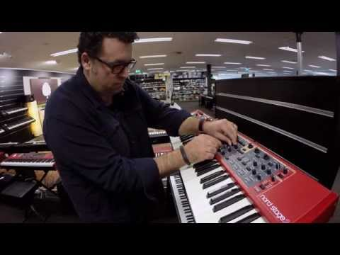 Nord Stage 2 Digital Piano/Keyboard Review - Better Music