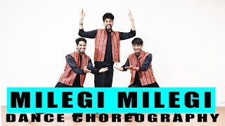 MIlegi MIlegi Dance Choreography| Stree | Akshay Bhosale