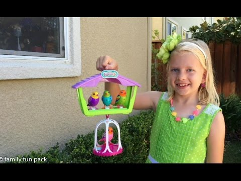 DigiBirds Singing Birds--Favorite Toy EVER--Review & Demonstration